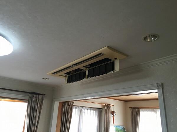 エアコン工事0101 既存エアコン