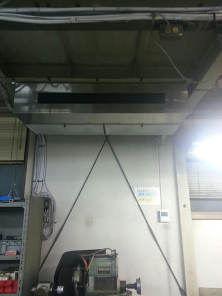 エアコン工事0805